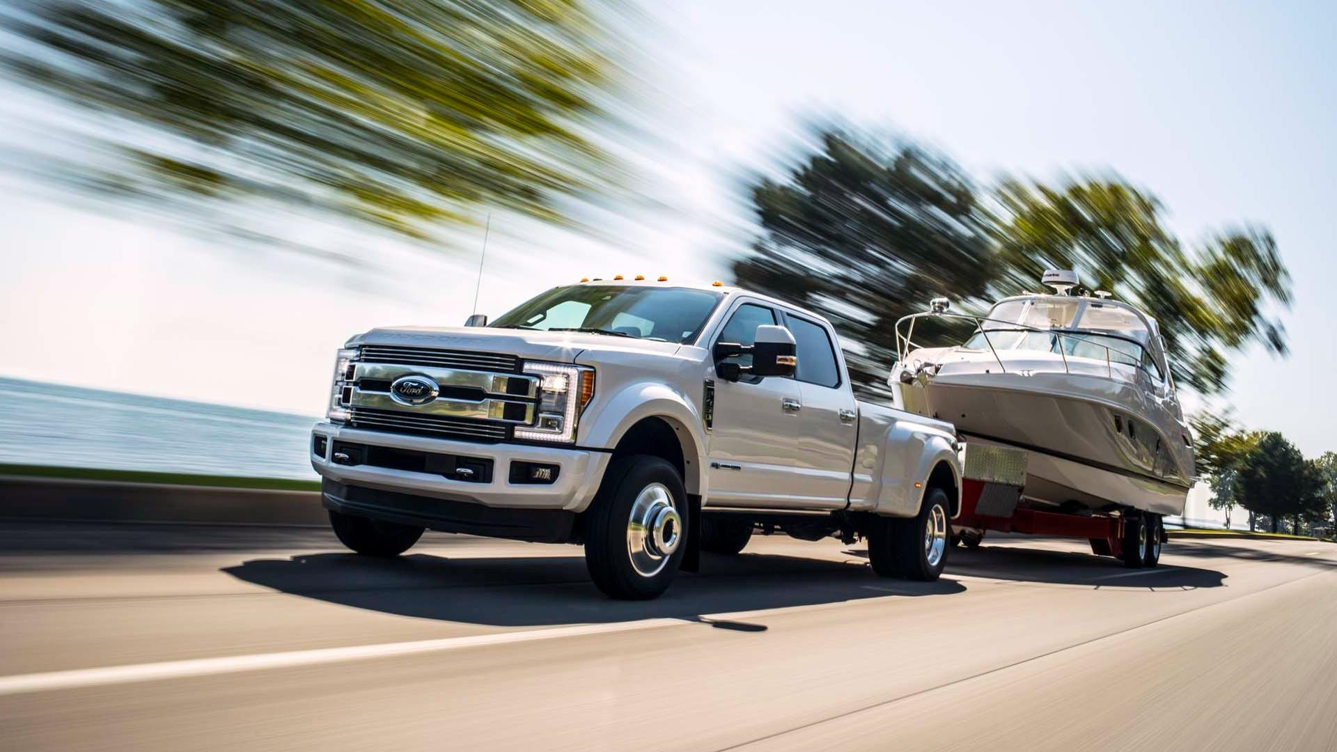 Ford F Series Super Duty Limited Is Luxury On Steroids