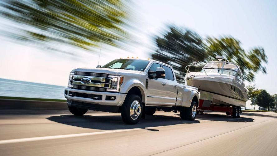 Ford F-Series Super Duty Limited Is Luxury On Steroids