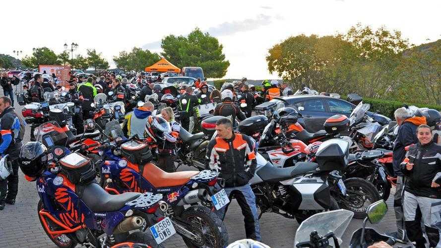 Las matriculaciones de motos bajaron un 14,4% en septiembre