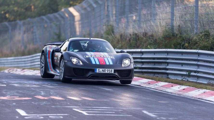 TOP 10 - Les voitures de série les plus rapides sur le Nürburgring
