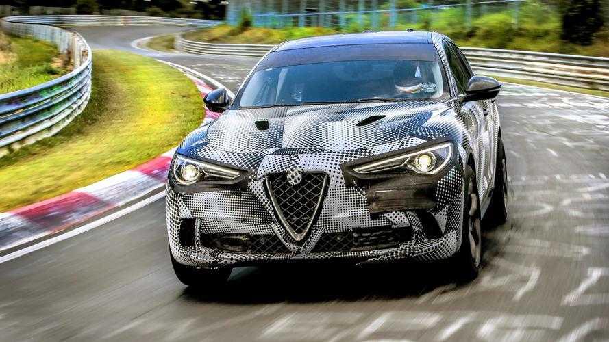 Alfa Romeo Stelvio'nun 'Ring rekoru düzmece mi?