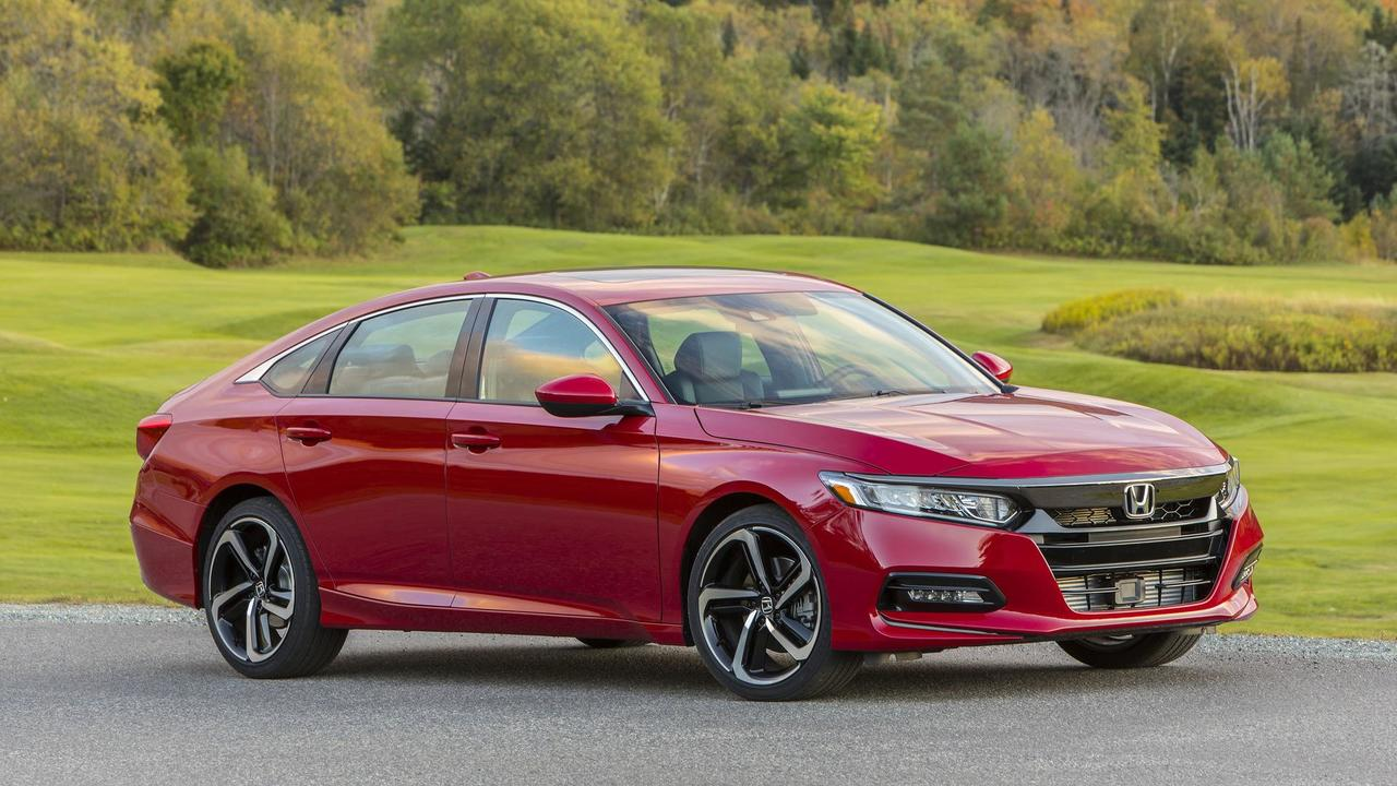 2018 honda accord first drive photos for Honda accord price