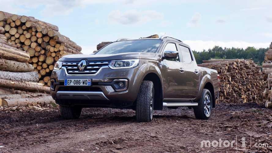 Picape Renault Alaskan finalmente será produzida na Argentina