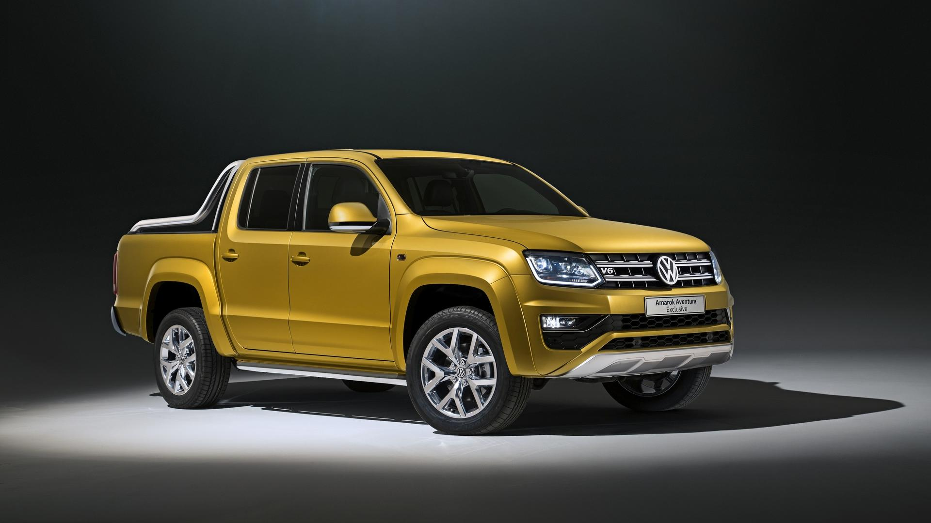 Vw Amarok Successor Could Come To U S With Help From Ford