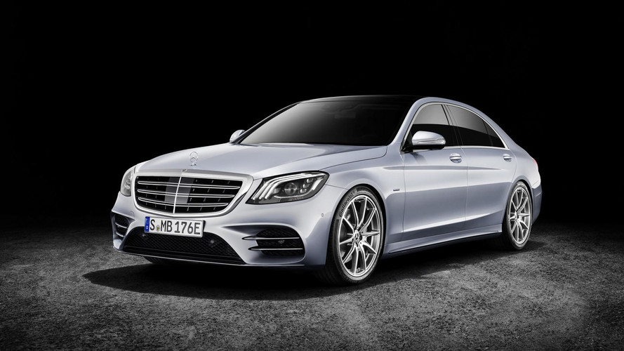 Mercedes S560e Plug-in Hybrid Steers You Away From Diesels