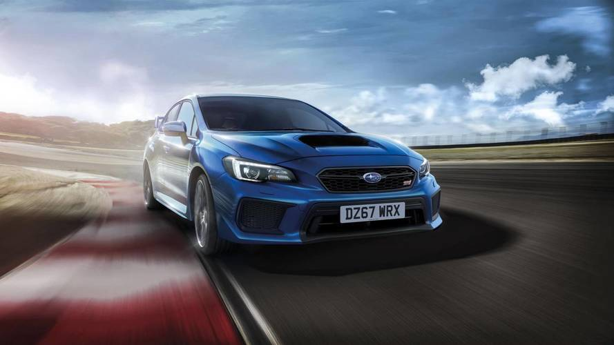 Subaru reveals WRX STI Final Edition, says it's the end of an era
