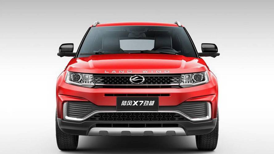 La copia china del Range Rover Evoque tendrá que desaparecer