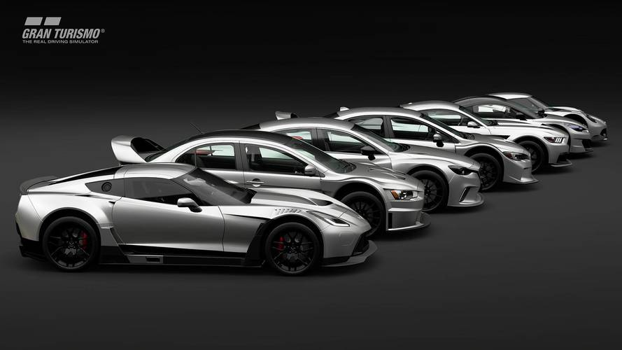 VIDÉO - Toutes les voitures disponibles dans Gran Turismo Sport