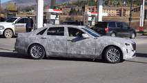 2019 Cadillac CT6 Spy Shots