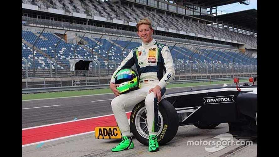 Sohn von Ralf Schumacher