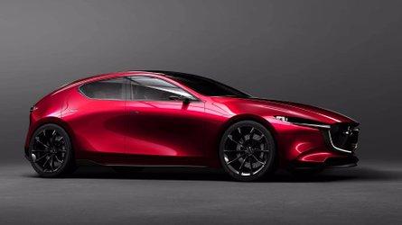 Mazda Kai Concept, el futuro Mazda3