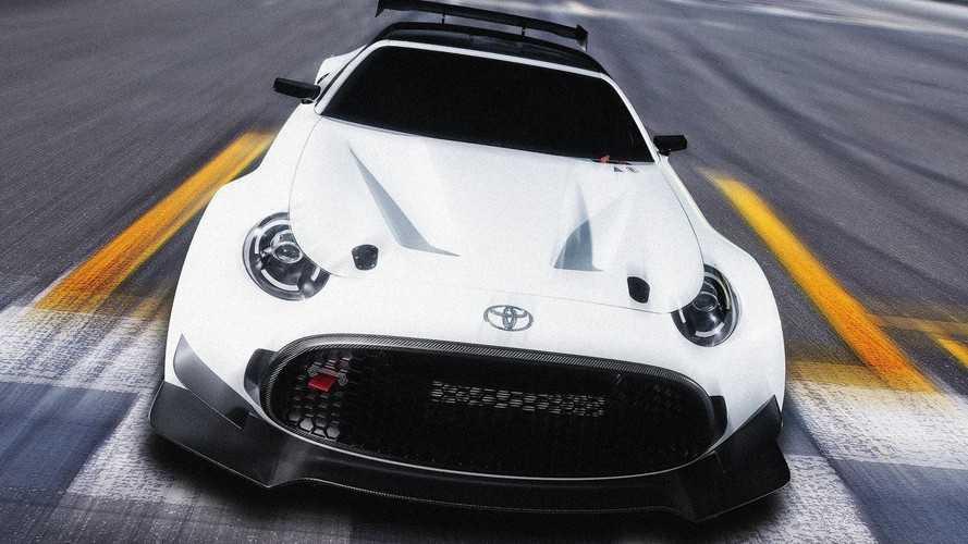 Une sportive produite par Toyota Gazoo Racing en projet ?