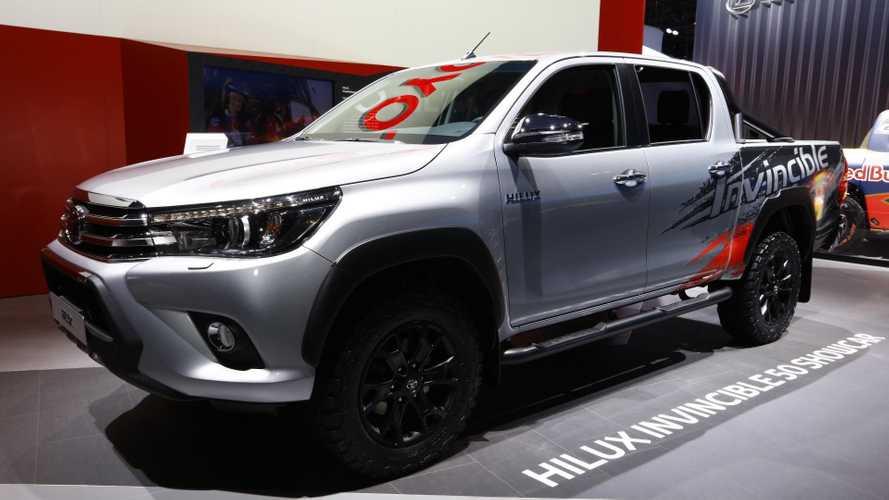Toyota Hilux 'Invincible 50'