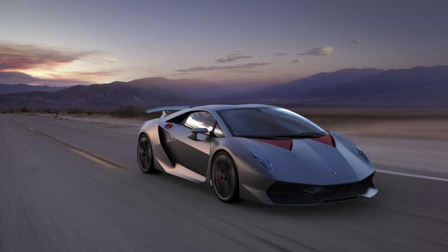 Limitált kiadású, különleges modell elkészítésén dolgozik a Lamborghini