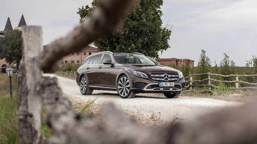 Mercedes-Benz E Serisi ile batıya yolculuk