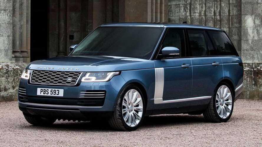 Jobban kényeztet és okosabb a frissített Range Rover