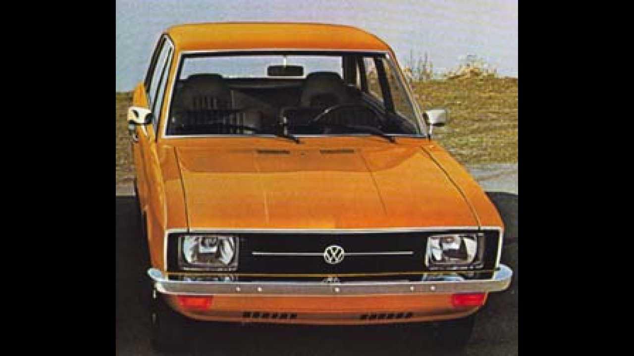 Vw k70 m.y. 1971