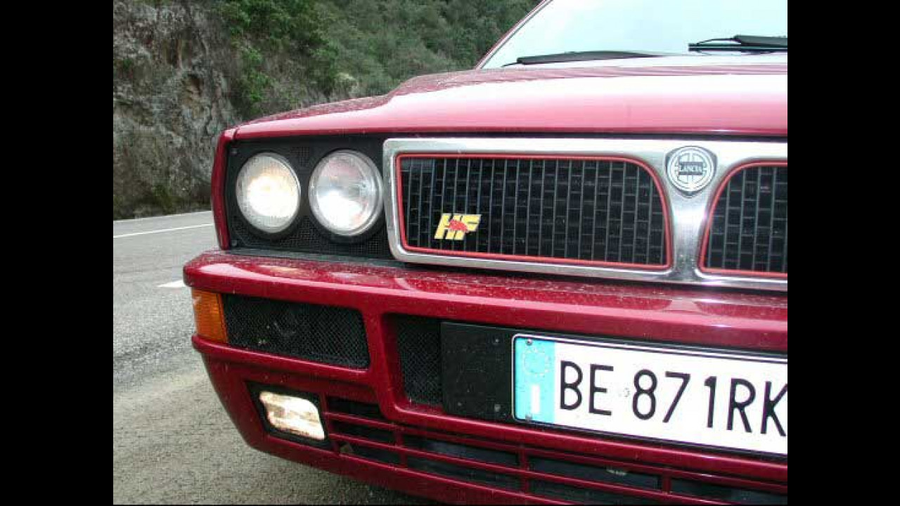 Lancia Delta Integrale Dealer's Collection