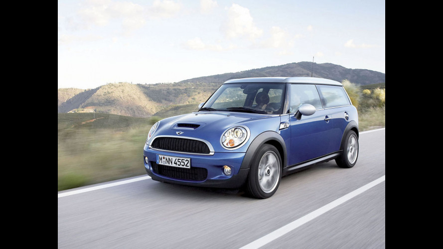 MINI Clubman preview
