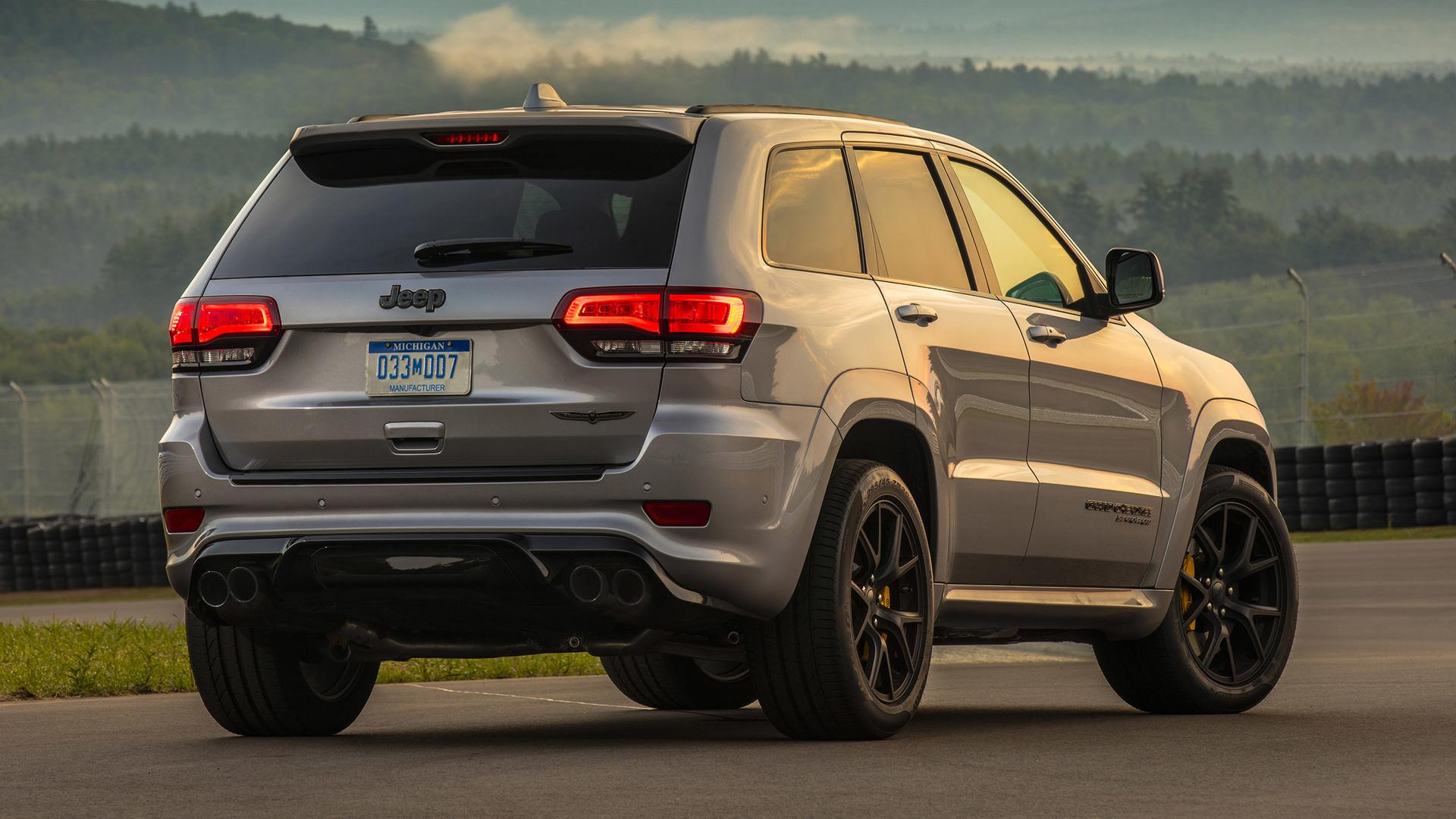 2018 Jeep Grand Cherokee >> Next Generation Jeep Grand Cherokee To Use Alfa Romeo Platform