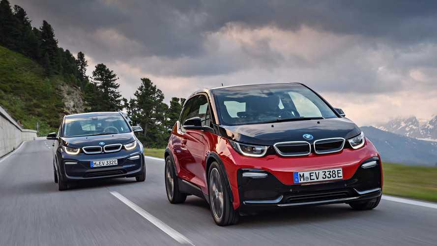 BMW - Les nouvelles i3 et i3s font leur rentrée
