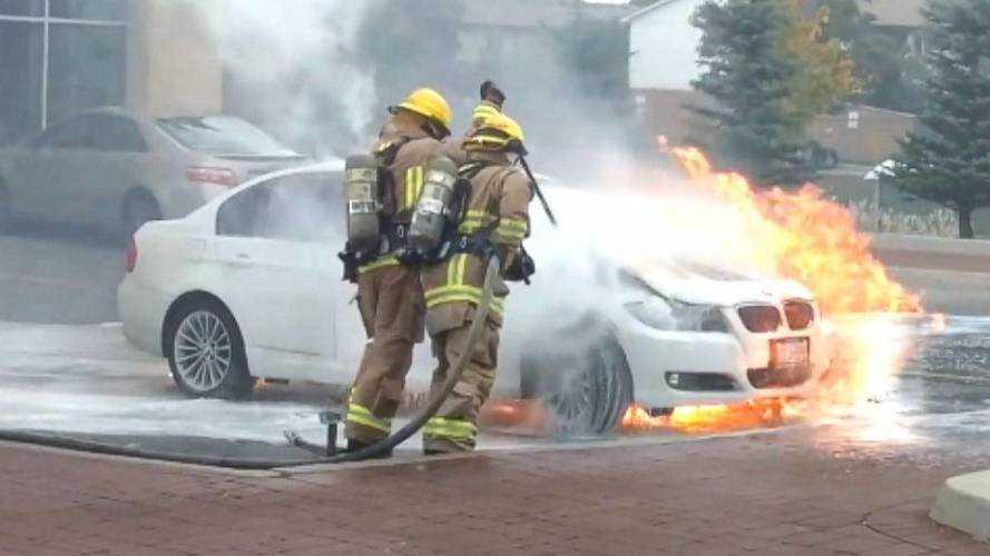 BMW rappelle 1,4 million de véhicules pour des risques d'incendie