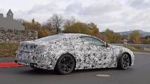 BMW M8 New Spy Photos Nurburgring