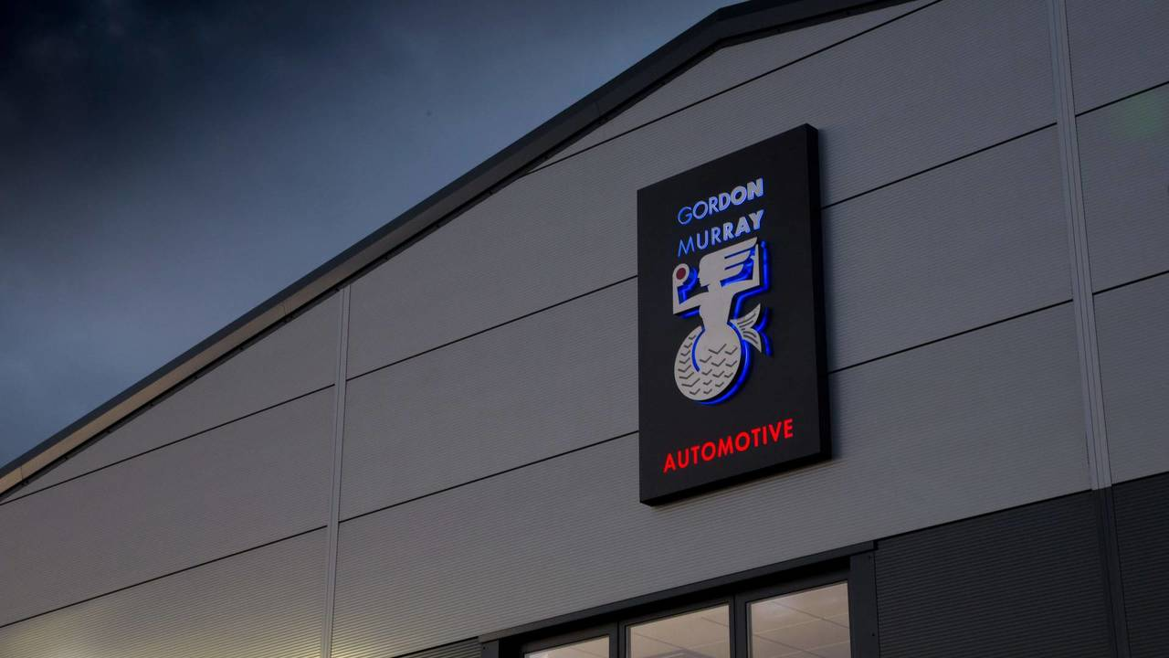 Gordon Murray Automotive HQ