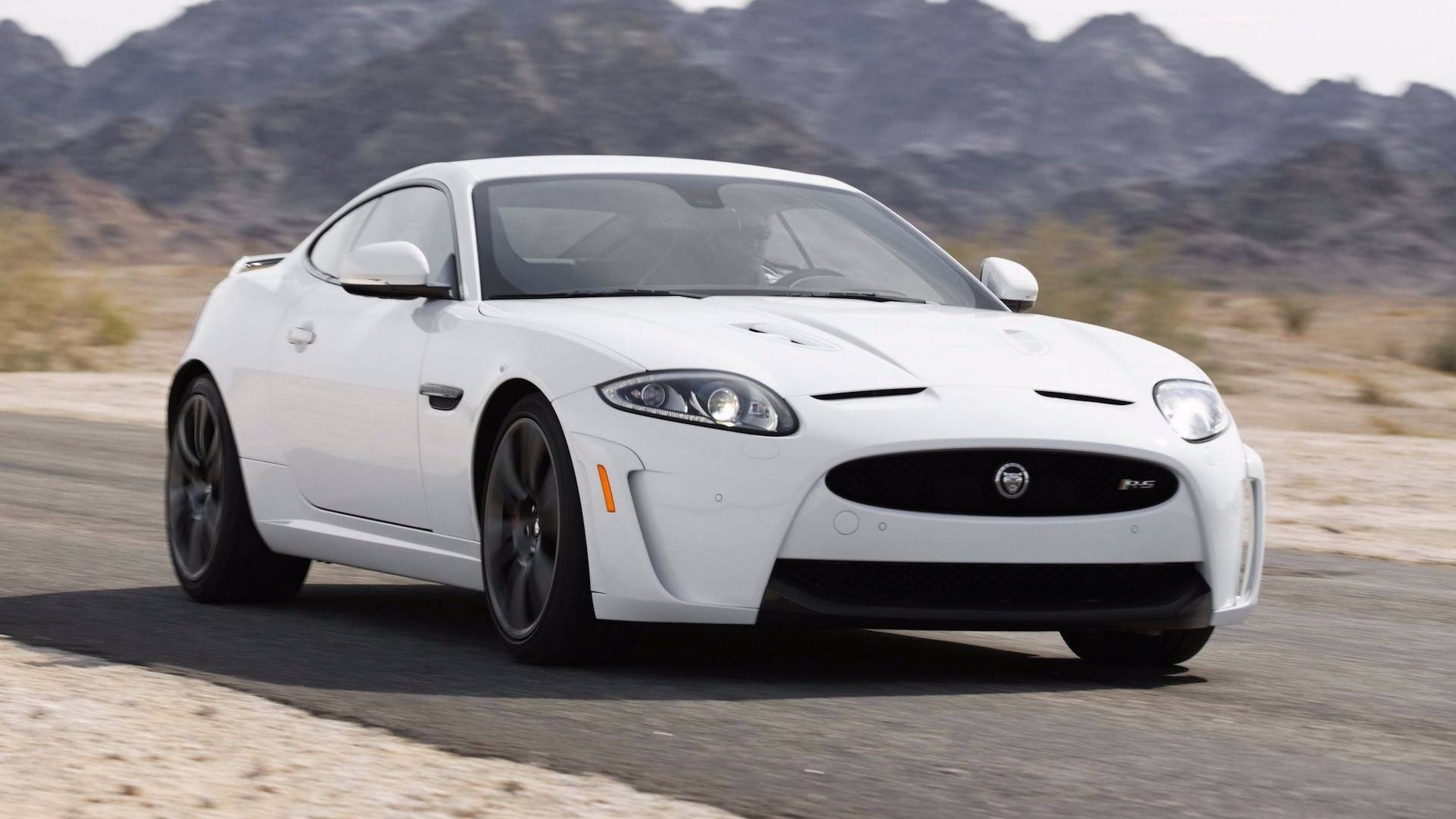 2020 Jaguar XK First Drive