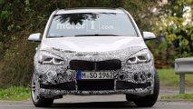 Yenilenmiş BMW 2 Serisi Gran Tourer yakalandı