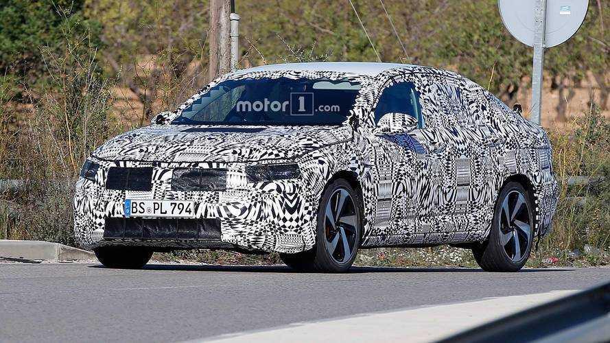 Yepyeni Volkswagen Jetta GLI ilk kez objektiflere takıldı
