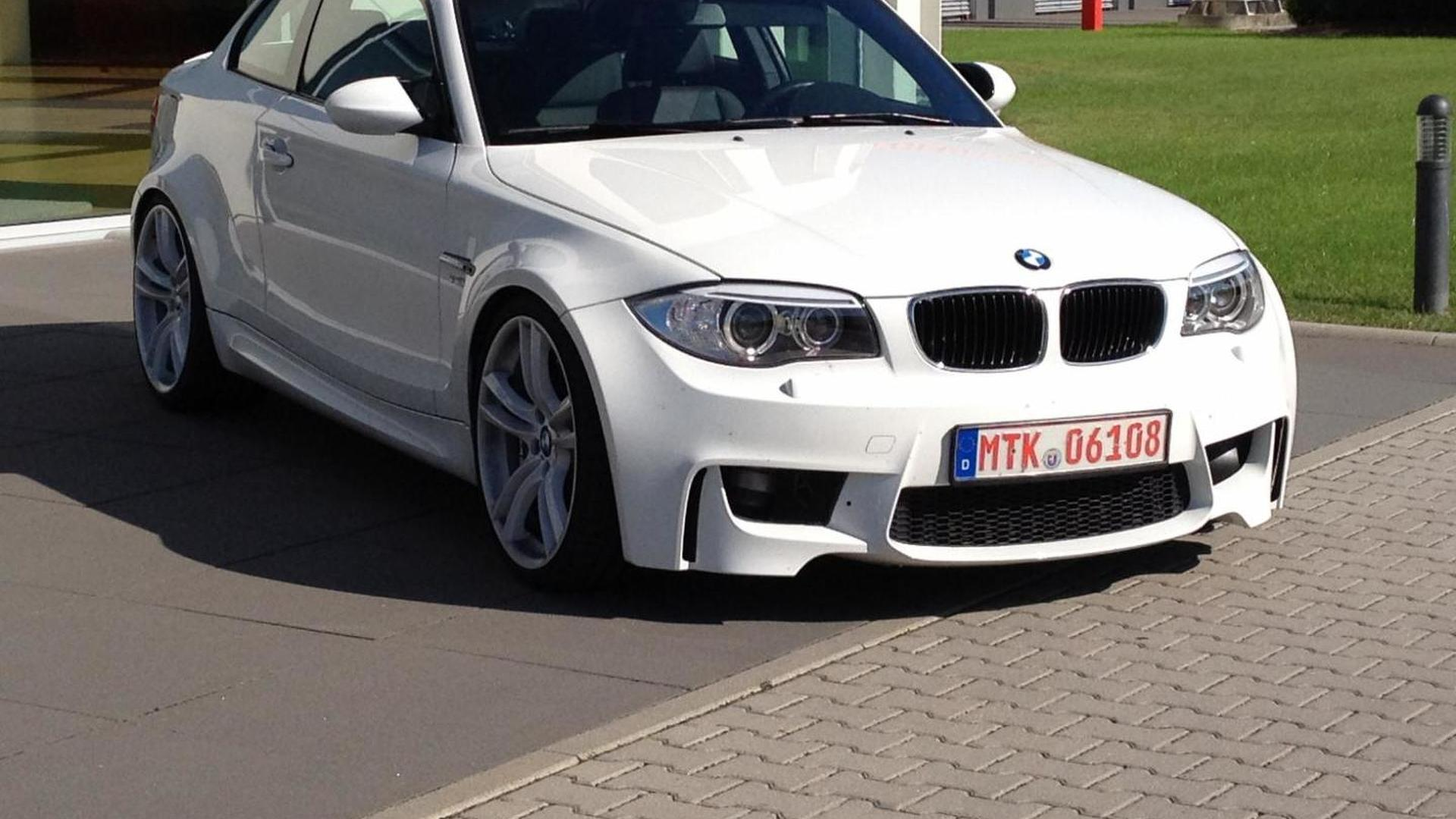 Bmw 1 Series M Coupe Replica Powered By The Old M5 S V10 Engine
