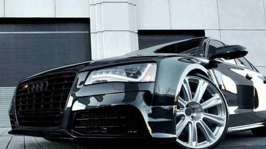 Hofele attempts Audi RS8 styling in Geneva