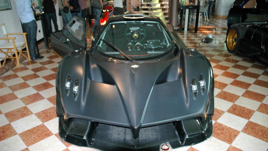 Pagani Zonda R Evo To Debut At Goodwood Festival Of Speed Report