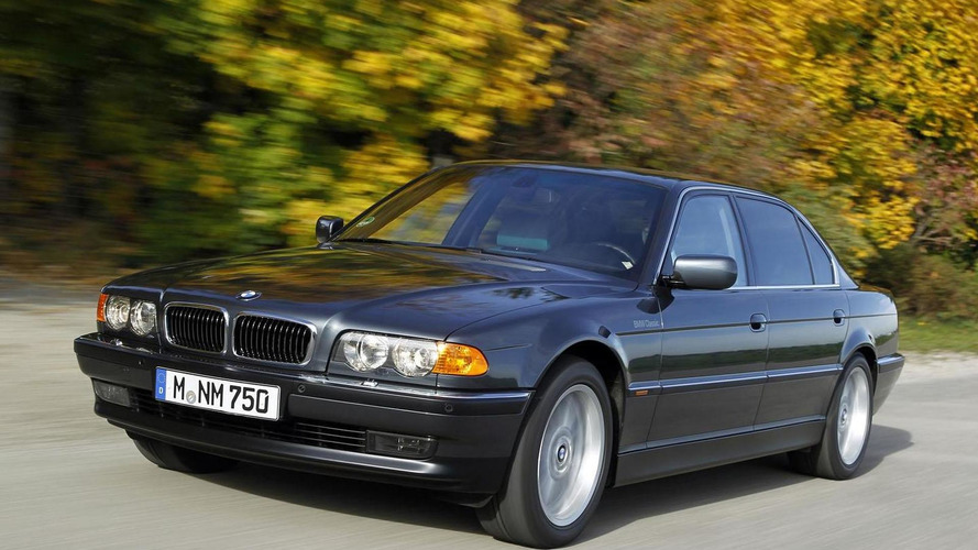 1998 BMW 750iL Individual Has (Almost) Everything a 90s CEO needs