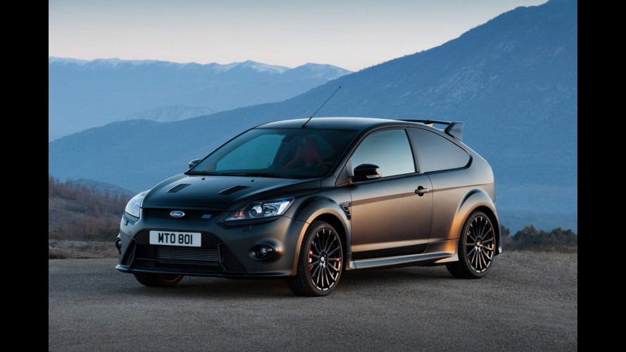 Ford paralisa desenvolvimento do novo Focus RS