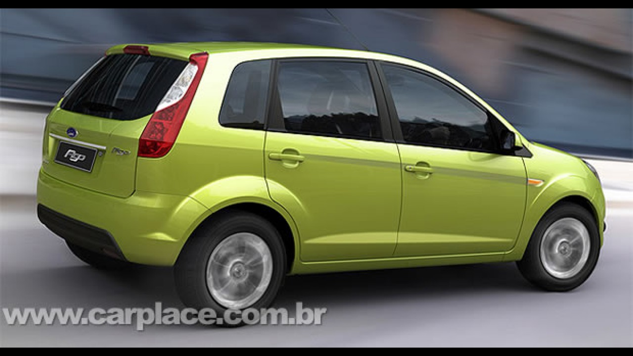 Ford Figo é eleito o Carro do Ano 2011 na Índia