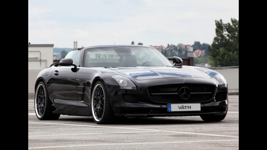 Mercedes-Benz SLS Roadster by Väth
