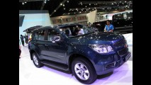 Chevrolet TrailBlazer 2013: Fotos e vídeo do modelo lançado na Tailândia