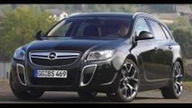 Nova Opel Insignia OPC Sports Tourer tem motor V6 de 323 cv - Veja fotos e detalhes em vídeo