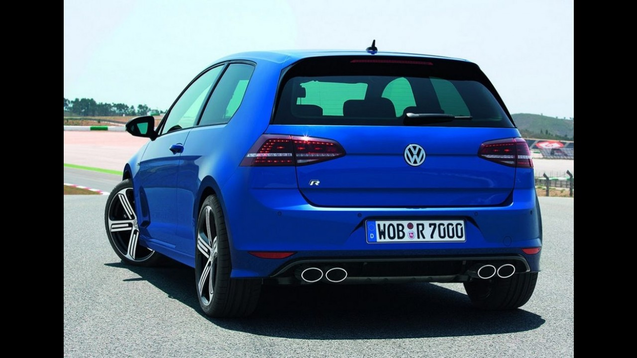 esportivo a diesel vw considera golf r tdi com motor de. Black Bedroom Furniture Sets. Home Design Ideas