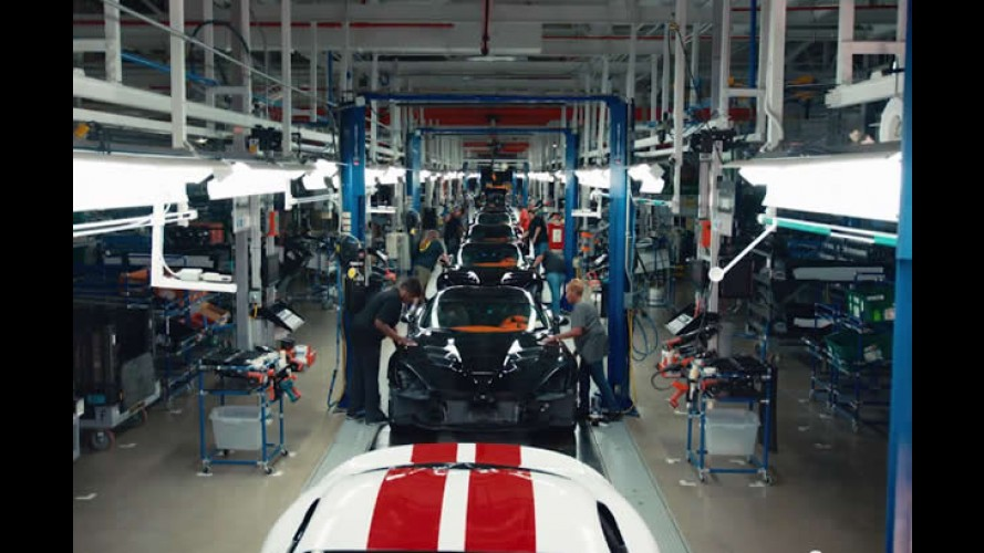 Vídeo: um passeio pela linha de montagem do monstro Viper SRT V10