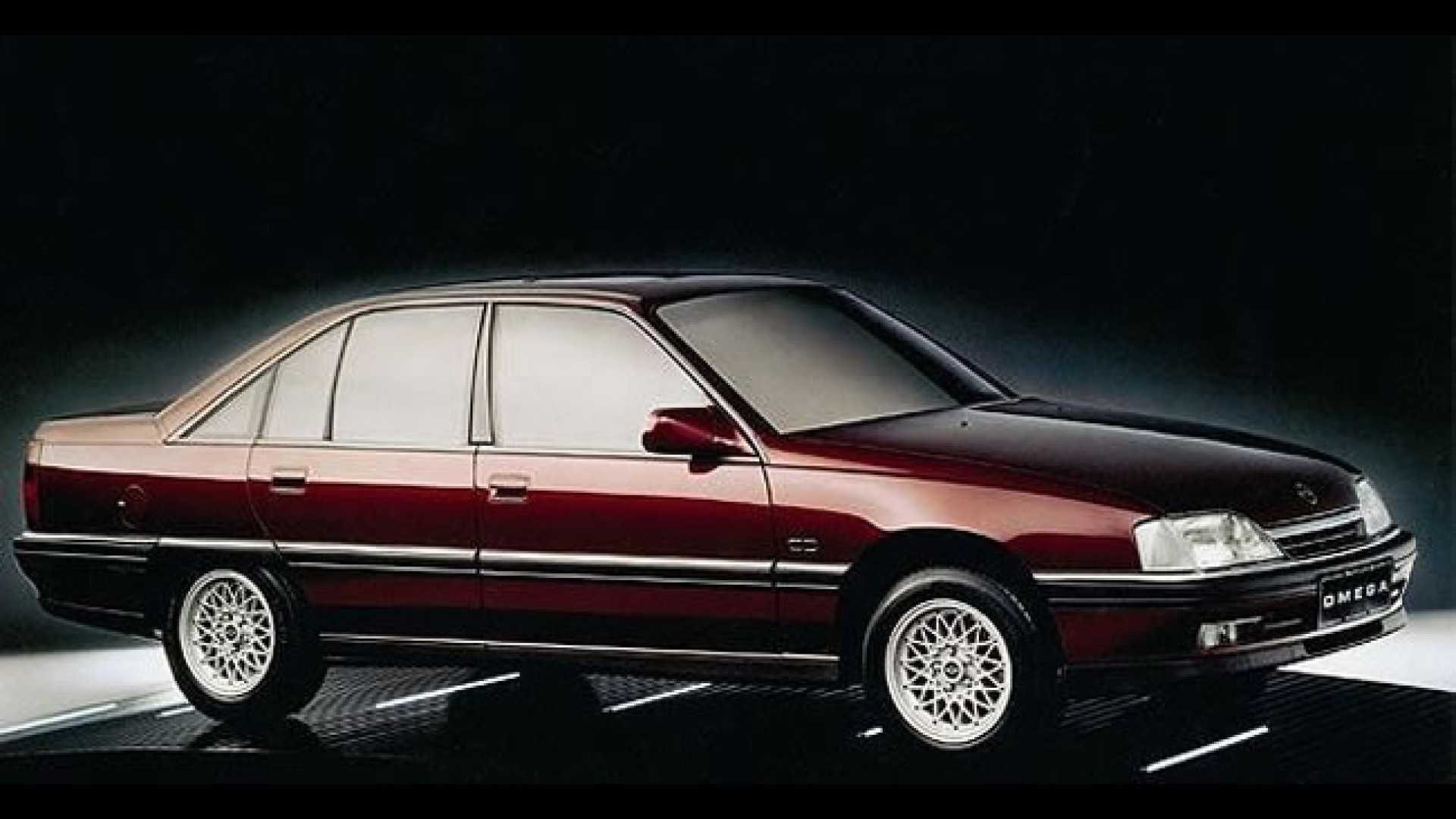 a1c8ee88588 Carros para sempre  Chevrolet Omega nacional foi