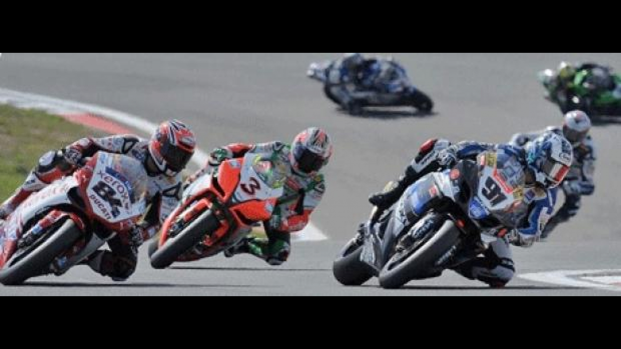 WSBK 2011: week-end a Magny-Cours