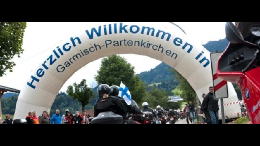 "BMW Motorrad Days 2012: ""Ride and party together"""