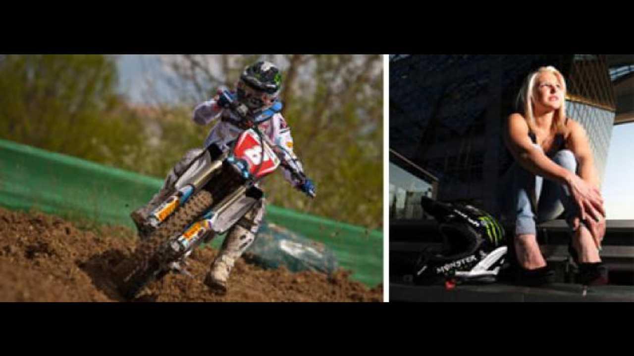 Motocross Femminile: la Fontanesi
