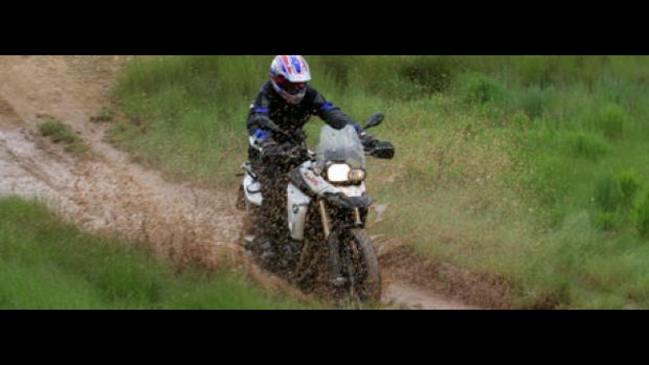 BMW F800GS 2010 - TEST