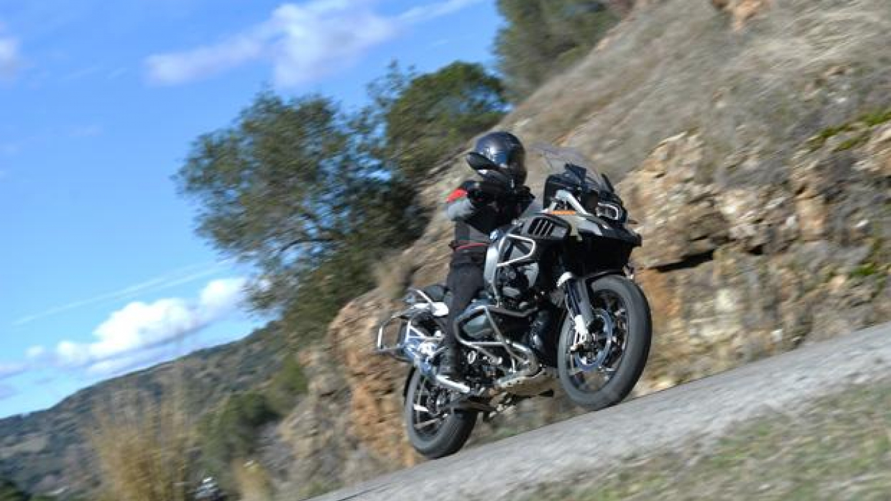 BMW R 1200 GS Adventure 2014 - TEST
