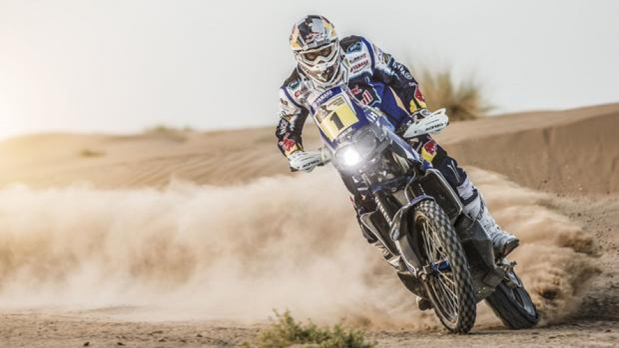 Dakar 2014: intervista a Cyril Despres