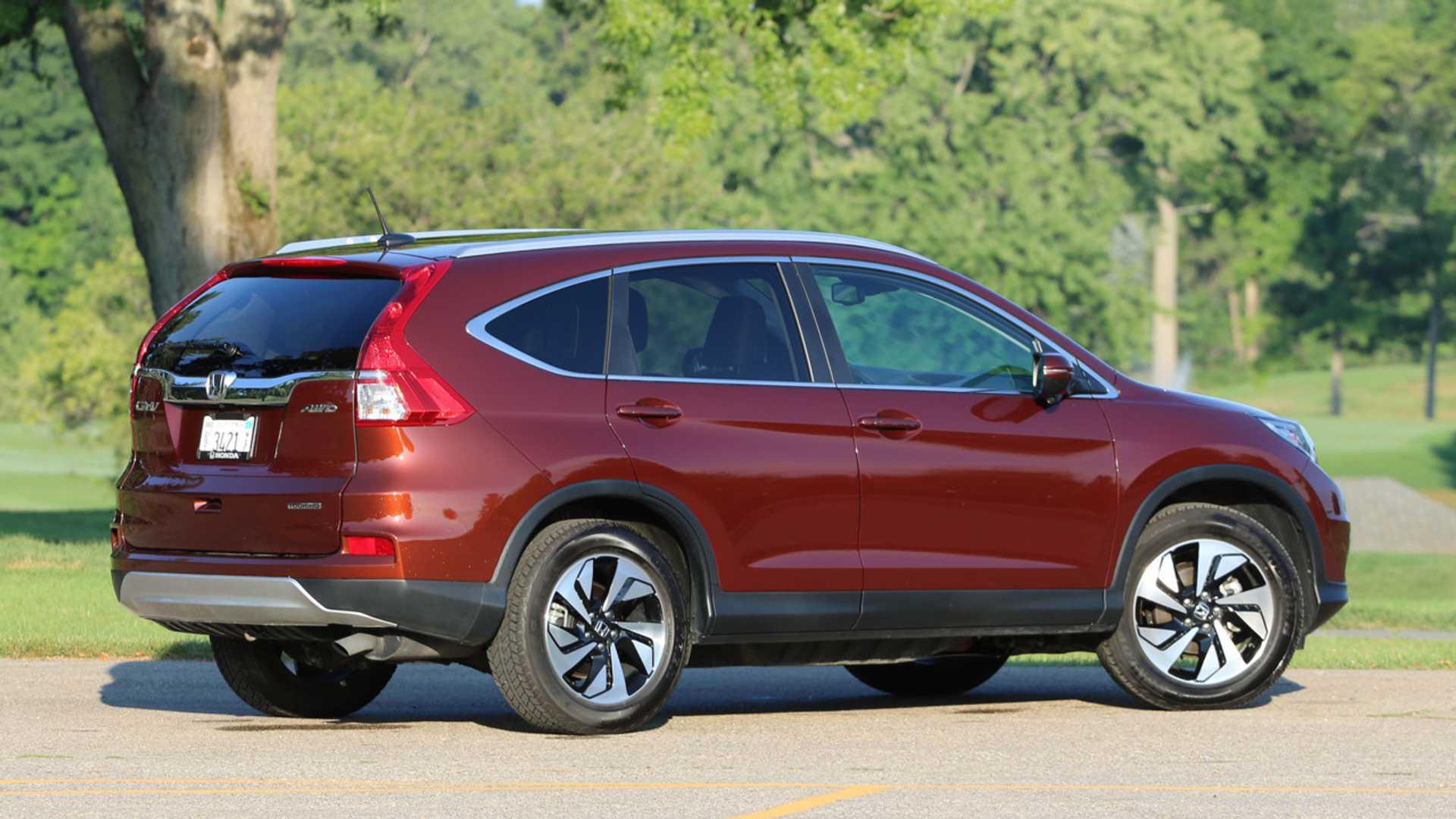 Nissan Rogue Towing Capacity >> Review: 2016 Honda CR-V